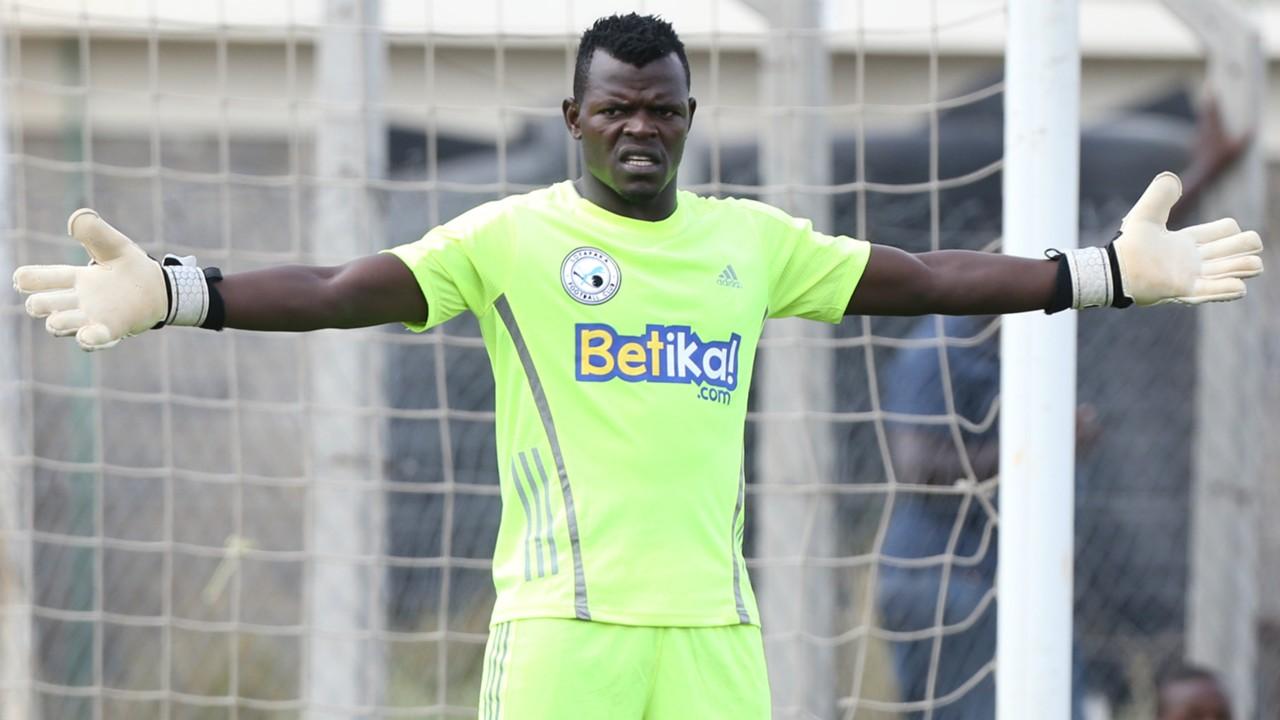 Kigonya left Sofapaka last month (file photo)
