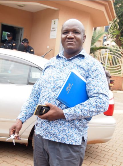 Kampala Businessman Medard Kiconco (FILE PHOTO)
