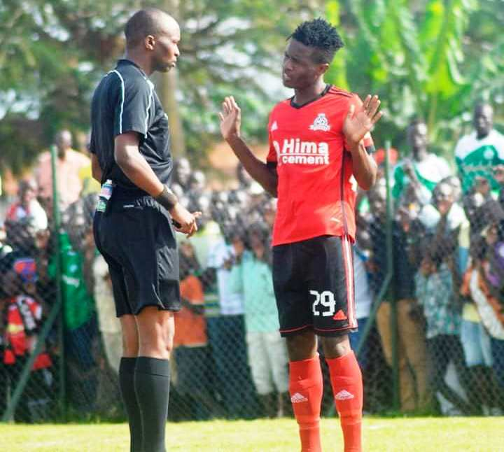 Ali Sabila (left) will be in charge of Onduparaka's trip to Villa (file photo)