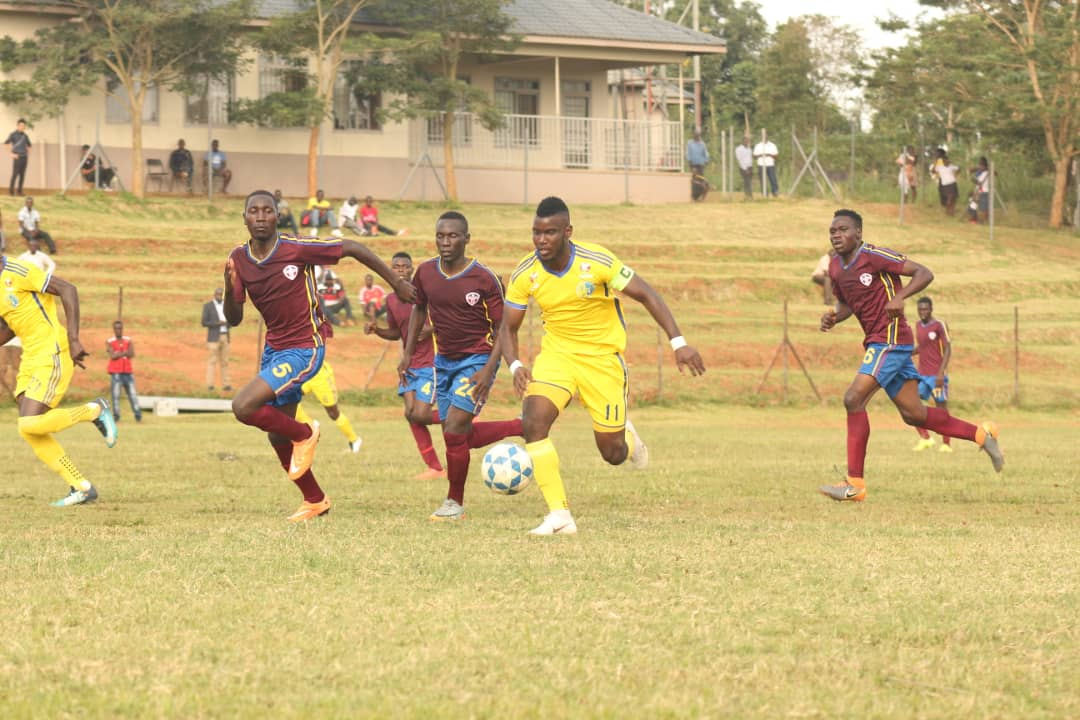 Bright Stars defeated Maroons FC 3-1 in their opening game (file photo)