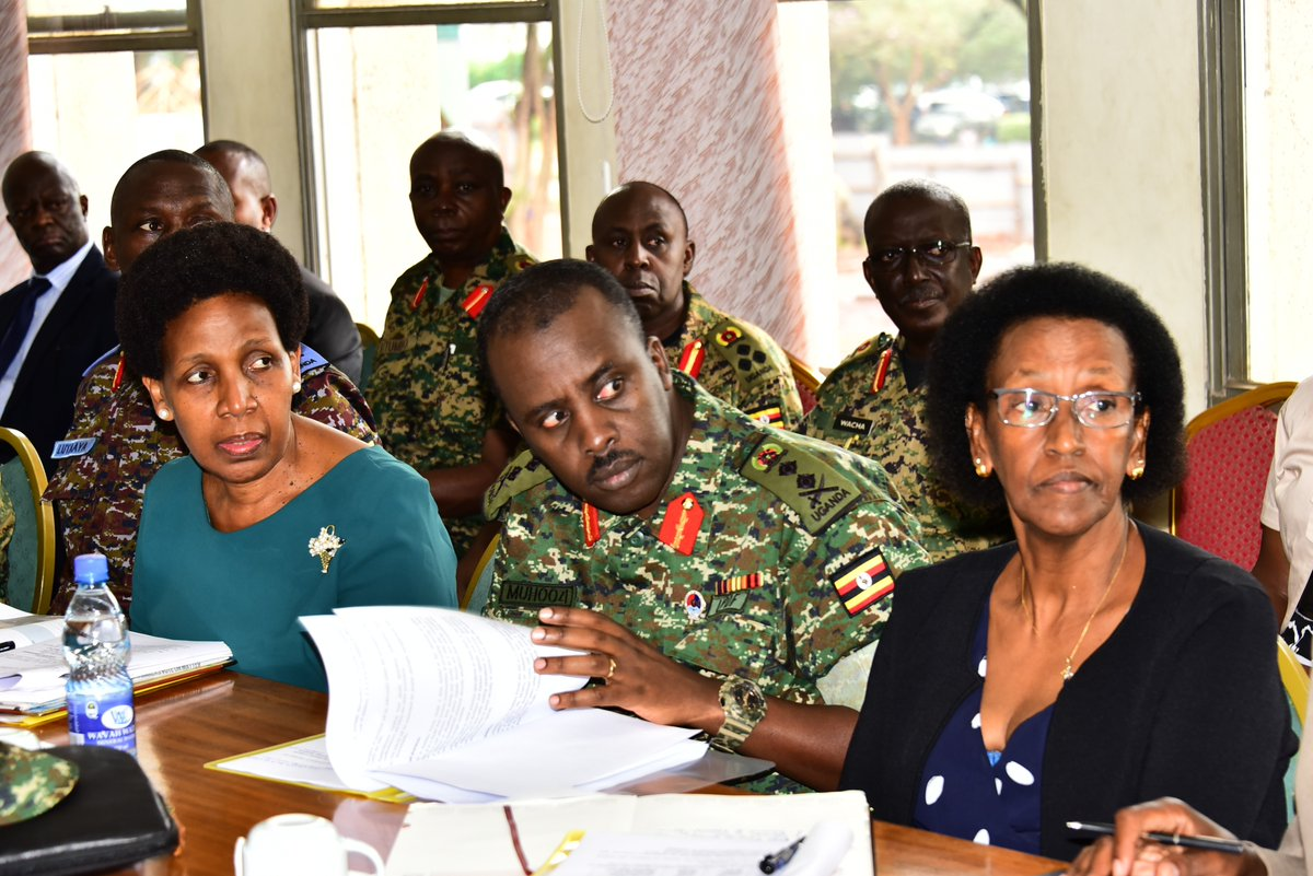 Chief of Defence Forces, Gen David Muhoozi has revealed that Local Defence Unit (LDU) personnel are to earn shs200,000 per month. Gen Muhoozi confirmed while appearing before the Committee on Defence & Internal Affairs Wednesday October 3 (PML Daily PHOTO)