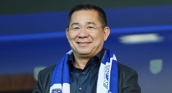 Businessman and sports investor, Vichai Srivaddhanaprabha acquired English side, Leicester City FC in 2010 (FILE PHOTO)