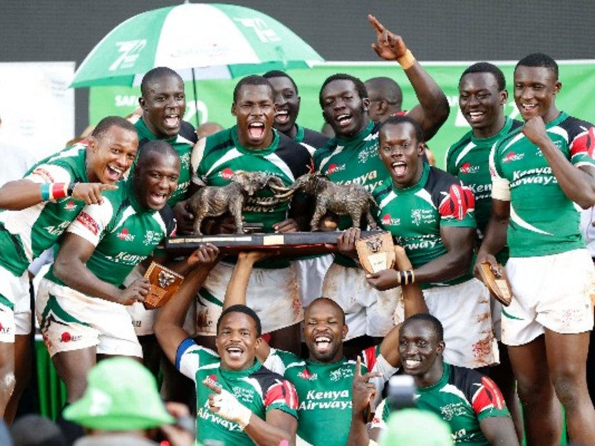 Kenya has dominated the tournament since it started in 1996 (Photo by Agency)