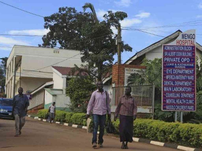 An aggrieved couple that sued Mengo Hospital over the death of their newborn baby after a student nurse wrongly injected their babies, has secured justice after three years.(FILE PHOTO)