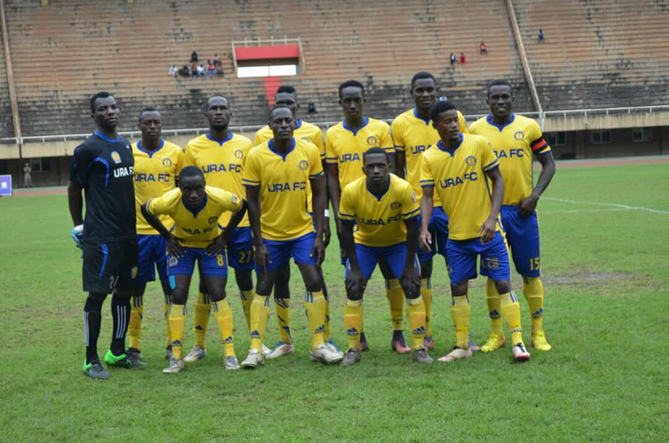 URA have drawn six of their 8 games this season (file photo)
