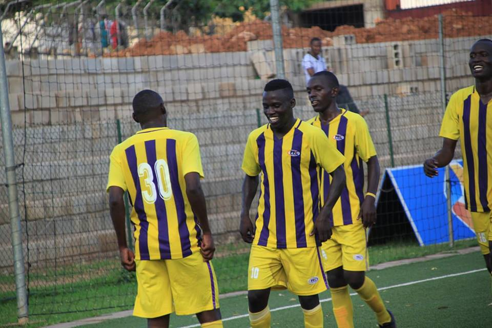 Proline have not lost in any of their first 6 League games (file photo)
