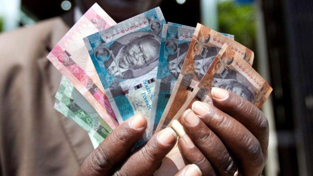 Businesses at Uganda - South Sudan border have crumbled as the South Sundan Pound forex rates hit a record low (FILE PHOTO)