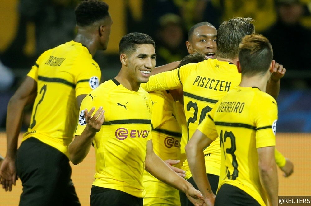 Dortmund defeated Bremen 2-1 on Saturday (Agency Photo)