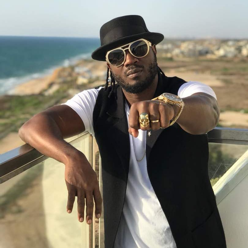 Singer Bebe Cool to stage a concert this December. (FILE PHOTO)