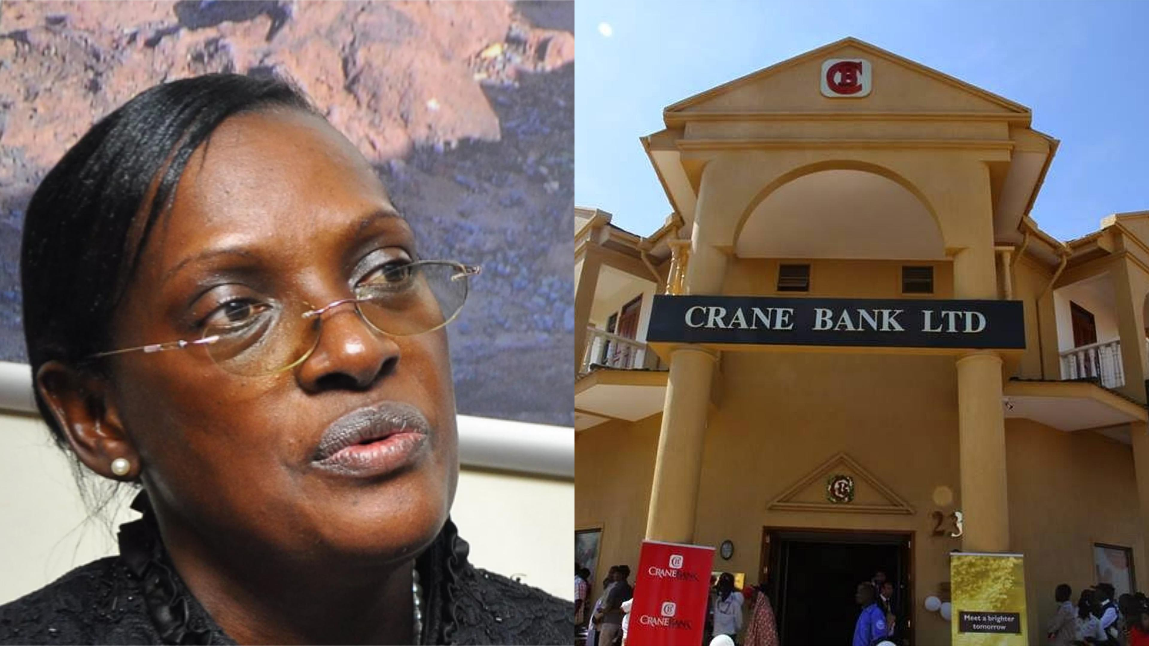 Fresh evident before COSASE implicates former BoU Supervision Director, Justine Bagyenda, in the shs600bn sale of the defunct Crane Bank Limited (FILE PHOTO)