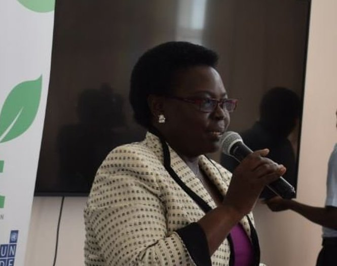 Hon. Grace Kwiyucwiny, the Minister of State for Northern Uganda said that NGOs no longer counsel people in Pader which has increased on the suicide incidents in the area. (FILE PHOTO)