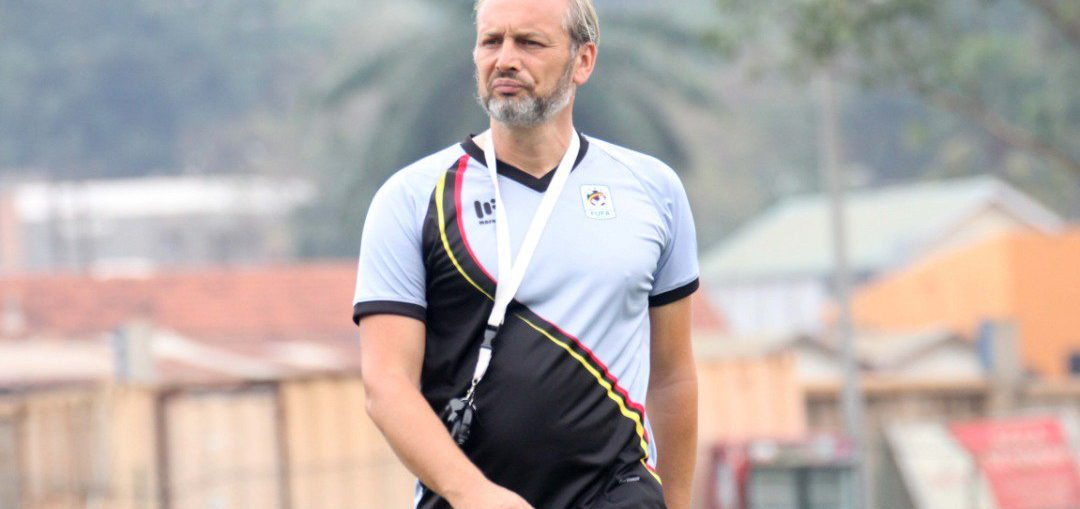 Desabre became Cranes head coach in December 2017.