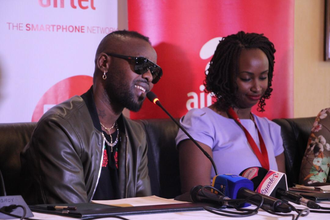 Eddy Kenzo Speaks out on Stardom ahead of 10 Years celebrations Concert come January