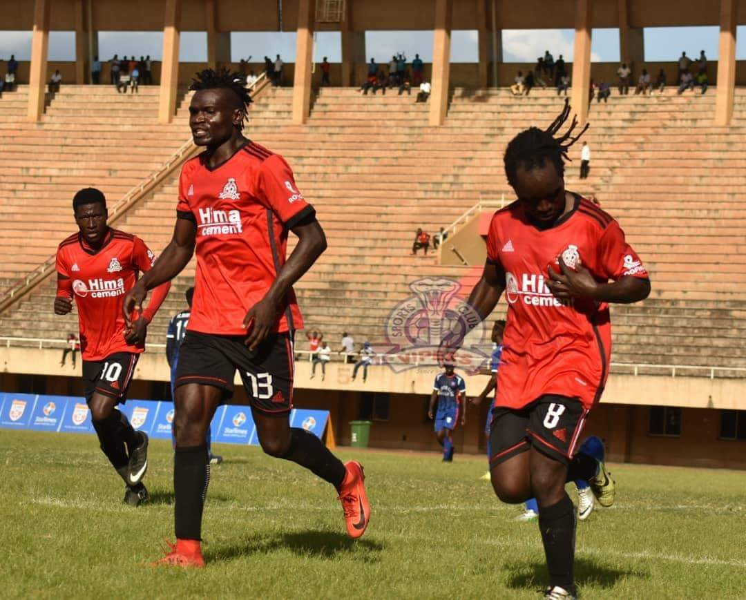Vipers are now level on points with leaders KCCA FC (file photo)
