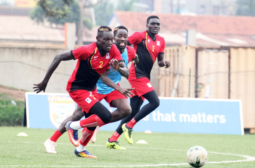 Uganda is preparing for the AFCON Qualifier at home to Cape Verde