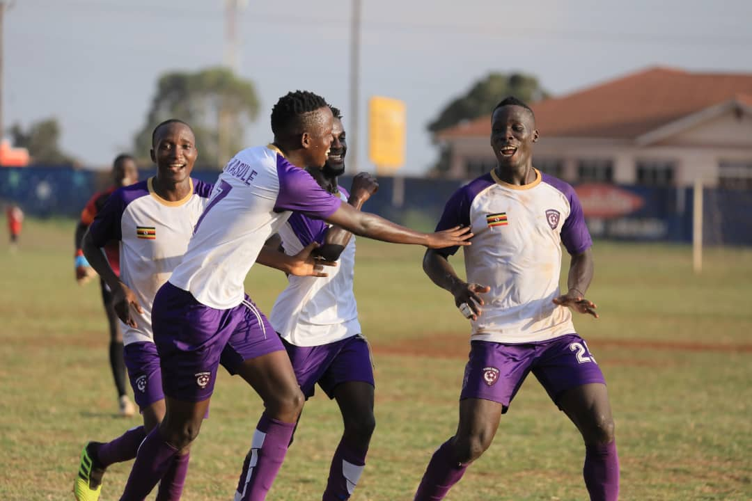 Wakiso Giants require only a single victory to ensure promotion. (file photo)