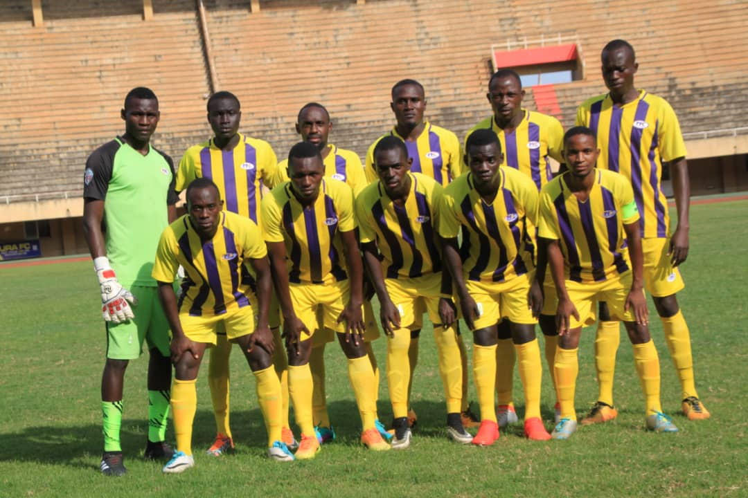 Proline defeated Kireka 2-1 in their last game