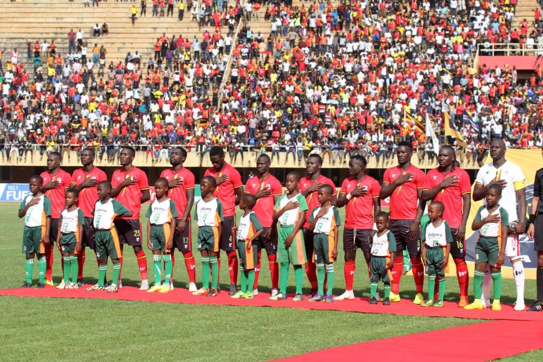 The Cranes defeated Cape Verde 1-0 on Saturday