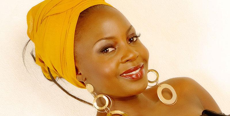 Singer Irene Nmubiru, a boat cruise survivor praised God. (FILE PHOTO)