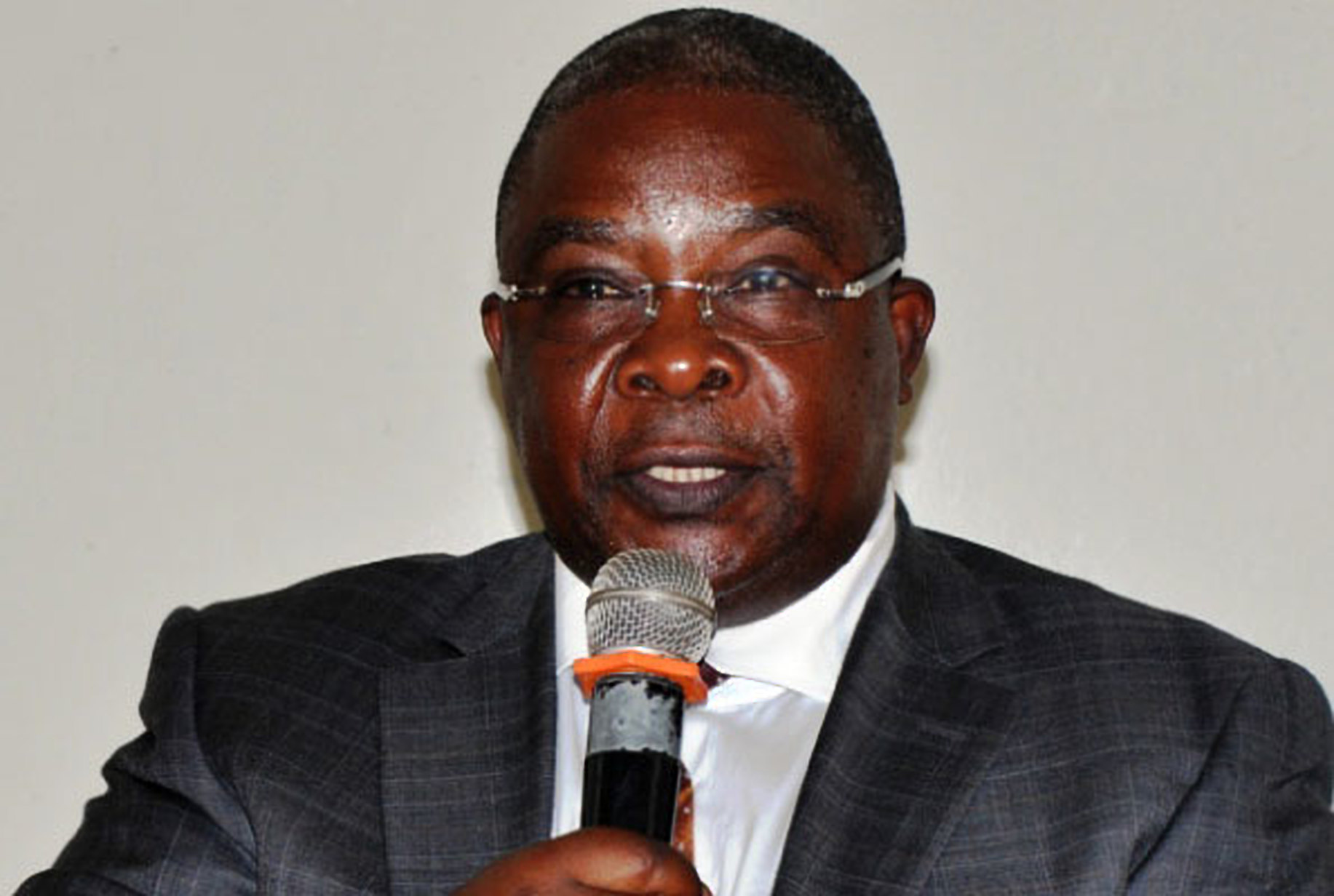 John Byabagambi, the minister for Karamoja