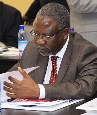 Justice Yasin Nyanzi has acquited (FILE PHOTO)