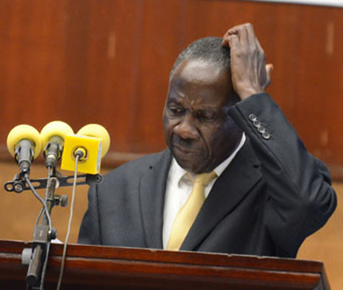 Finance minister Matia Kasaija says will borrow 2.4Trn to finance budget deficits (PHOTO/File)