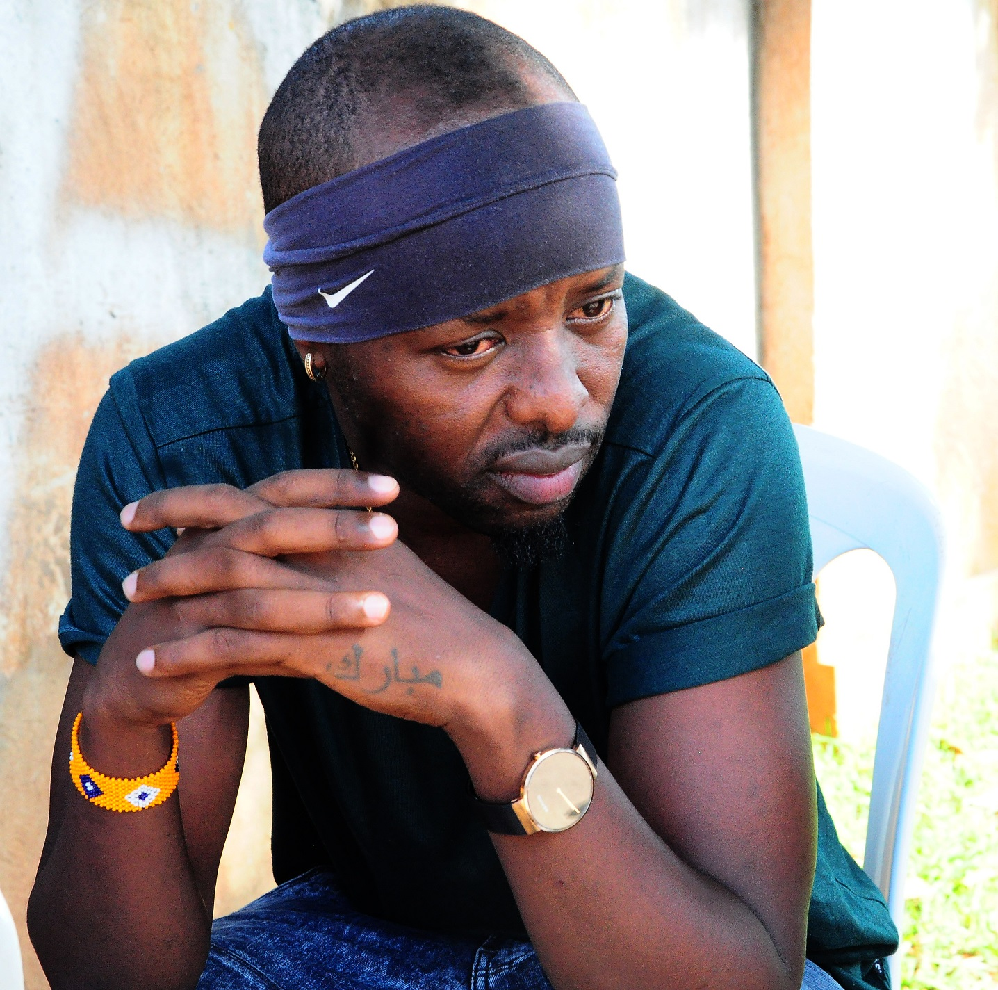 Singer Eddy Kenzo blames people for changing Nalubaale, the original name of Lake Victoria. (FILE PHOTO)