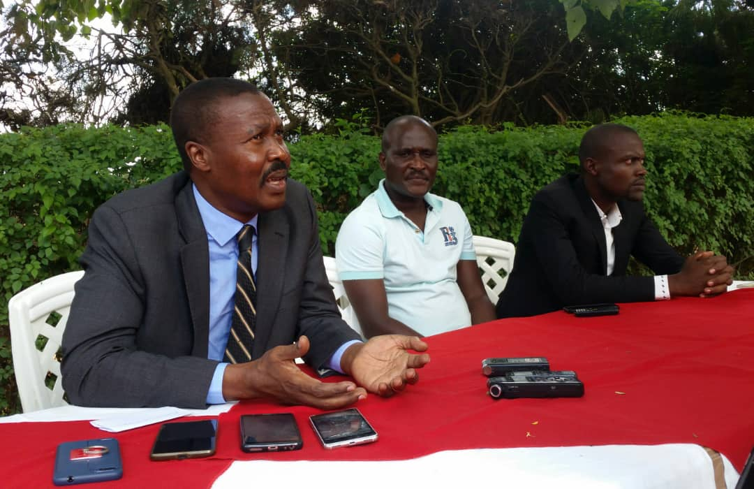 Alliance for National Transformation (ANT) political party under the leadership of Gen Mugisha Muntu is set to hold delegates conference ahead of 2021 polls (PHOTO/File).