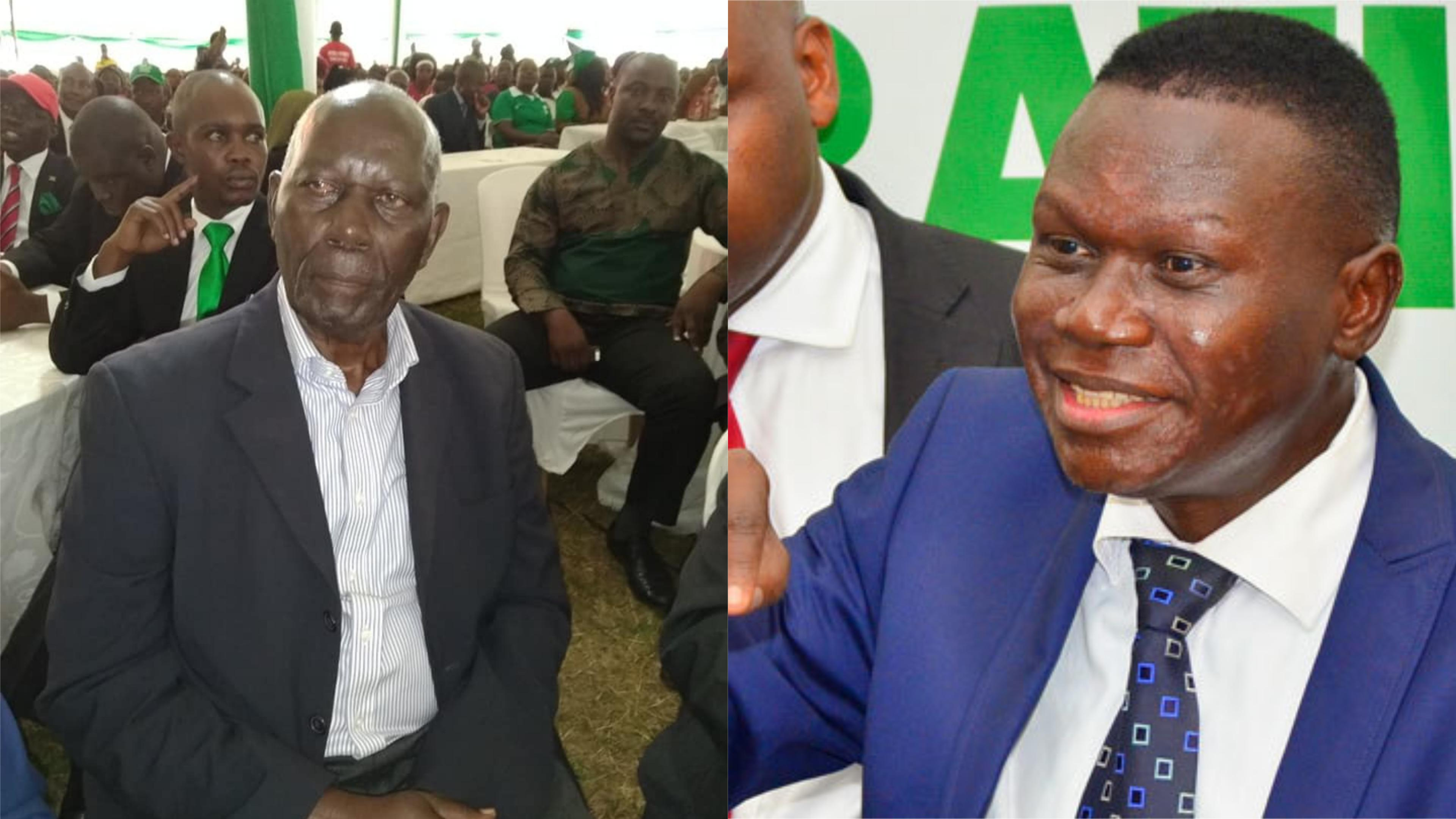 A section of the public has lashed out at DP party President Norbert Mao for attempting to disband DP member and Busia LC V Candidate, Deogratias Njoki, from the party for taking his new opening at UHRC (FILE PHOTO)