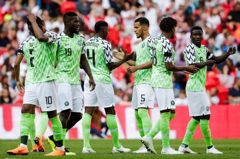 Nigeria lost 1-0 to Uganda in their last meeting (file photo)
