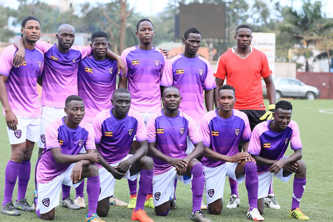 Wakiso have drawn their first two games in the FUFA Big League (Photo by Wakiso Giants media)