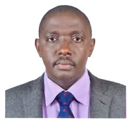 Communications Specialist, Mr Julius Mucunguzi, pays tribute to the fallen Kembabazi catering proprietor, Eleanor Kembabazi