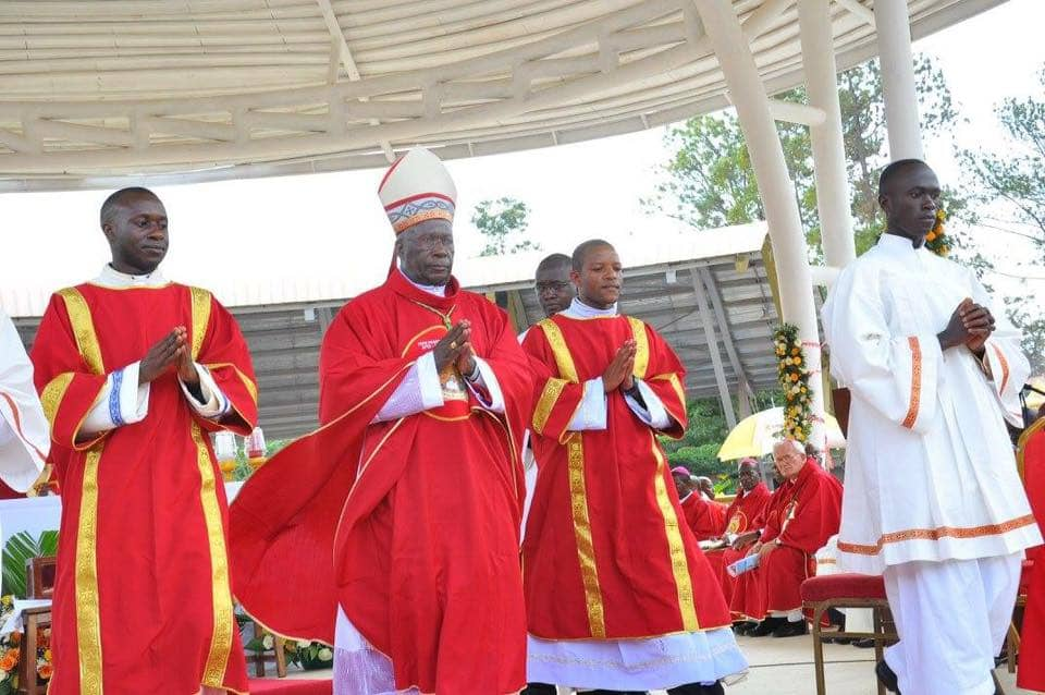 Rt. Rev. Joseph Antony Ziwa, will head the Bishops Conference (PML Daily PHOTO)