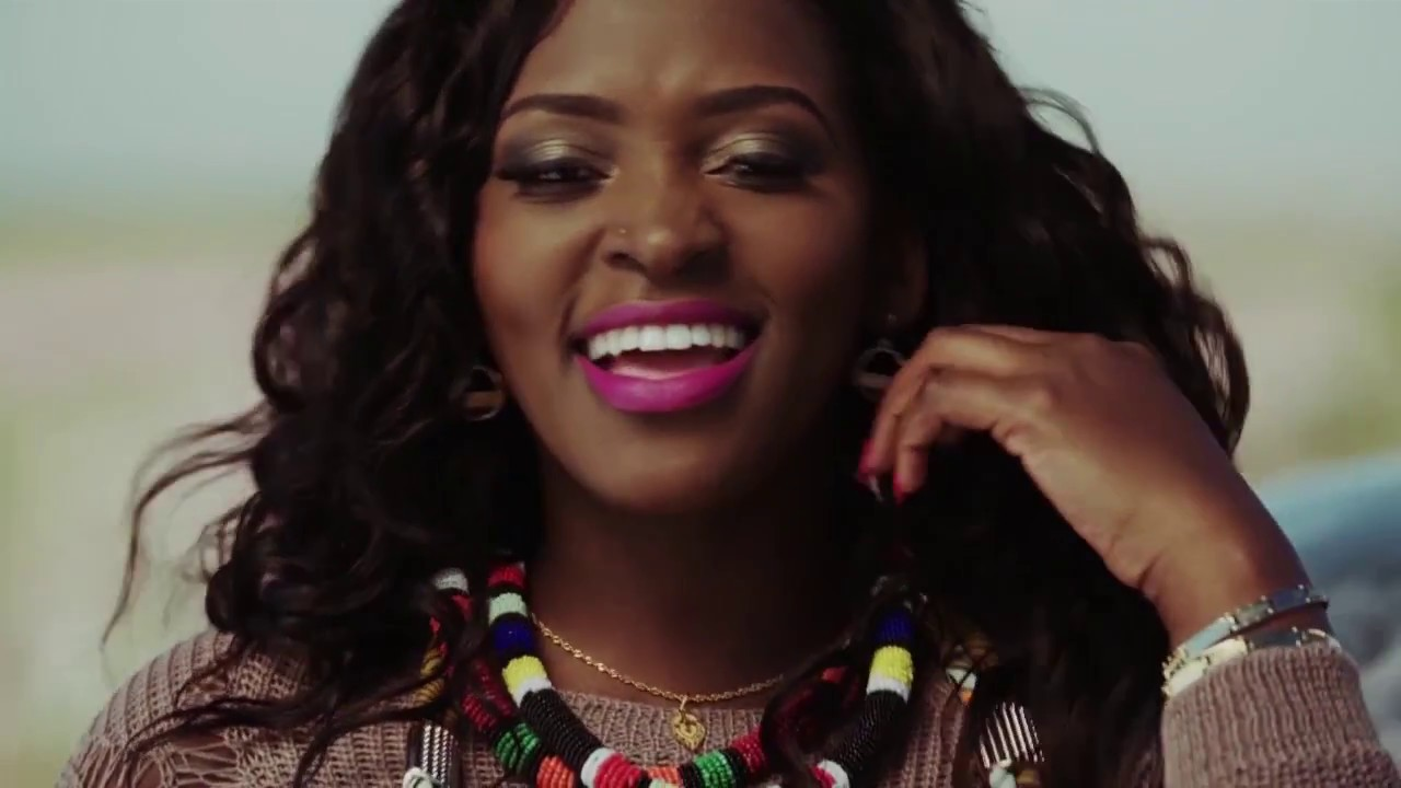 Singer Winnie Nwagi bounced back with wonder song (YOUTUBE PHOTO)