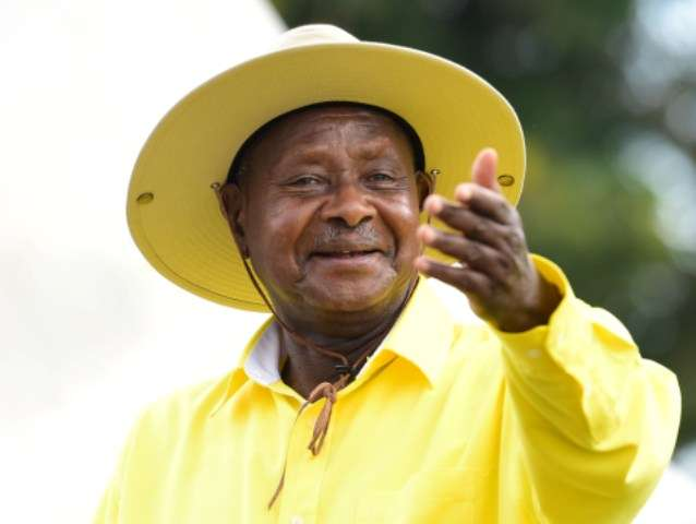 President Museveni's sole candidature for 2021 will be on the top of the agenda for the forthcoming NRM Party retreat in Kyankwanzi (FILE PHOTO)