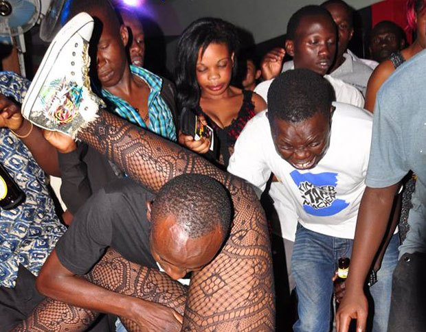 Kitgum RDC Christopher Omara has vowed to shutdonw night that host Nude dance shows, commonly known as a'Kimansulo (FILE PHOTO)
