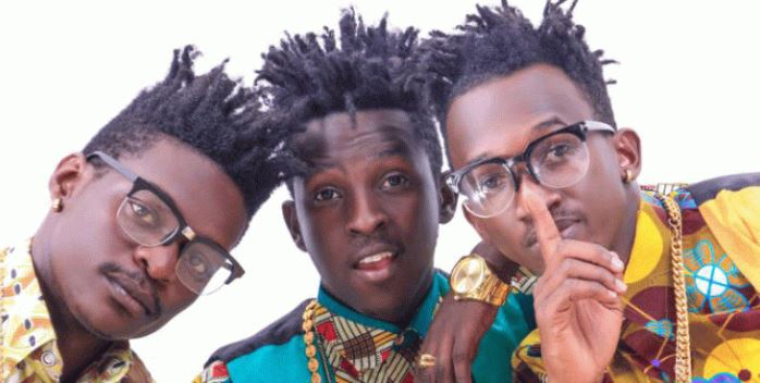 Music trio, B2C confirmed the sacking of their manager, Andy Events and are set to settle the matter in court (FILE PHOTO)