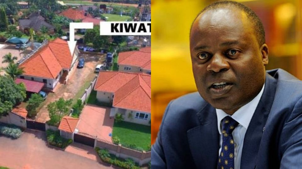 Bank of Uganda Deputy Governor Dr. Louis Kasekende, has written to the Speaker of Parliament, Rebecca Kadaga distancing himself from properties purported to be his by Odongo Otto with a market value of over Shs 21 billion (FILE PHOTO)