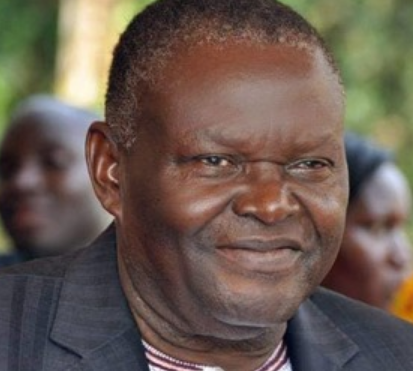 Former MP Dan Baalwa Isabirye succumbs to precarious Cancer (FILE PHOTO)