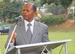 State minister for higher education John Chrysestom Muyingo has confirmed that government is set to roll ut stringent law to ensrure security and safety of all students (FILE PHOTO)