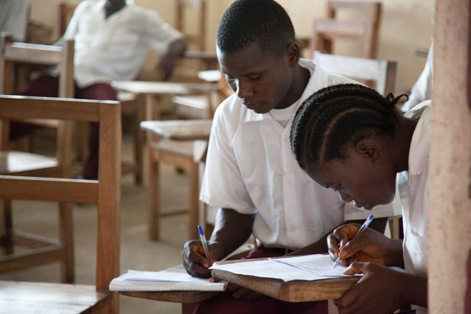 A Twaweza report has revealed that examination malpratice reduced education quality (FILE PHOTO)