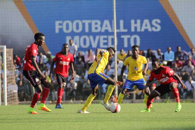 Vipers remain top of the league while KCCA slip to third (file photo)