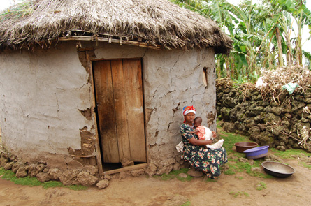 Poverty in Uganda is an important issue as an appreciable number of people in Uganda, specifically rural people are below the poverty line. (FILE PHOTO)