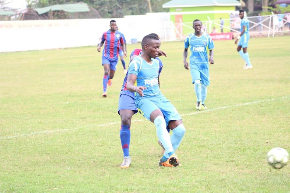Mbarara have already taken four points off KCCA and Villa