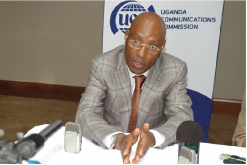 Godfrey Mutabazi, Telecommunications regulator, Uganda Communications Commission (UCC)