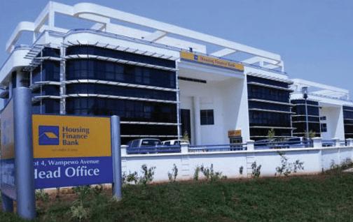 Gov't Loses Shs 1.2bn in Housing Finance Bank Shareholding
