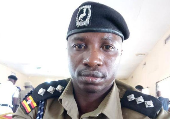 Police spokesman for Wamala region, Mr Nobert Ochom, confirmed that the procession of Kyangwali residents was blocked and asked to highlight their representatives and the others return home (Hoima ) (FILE PHOTO)
