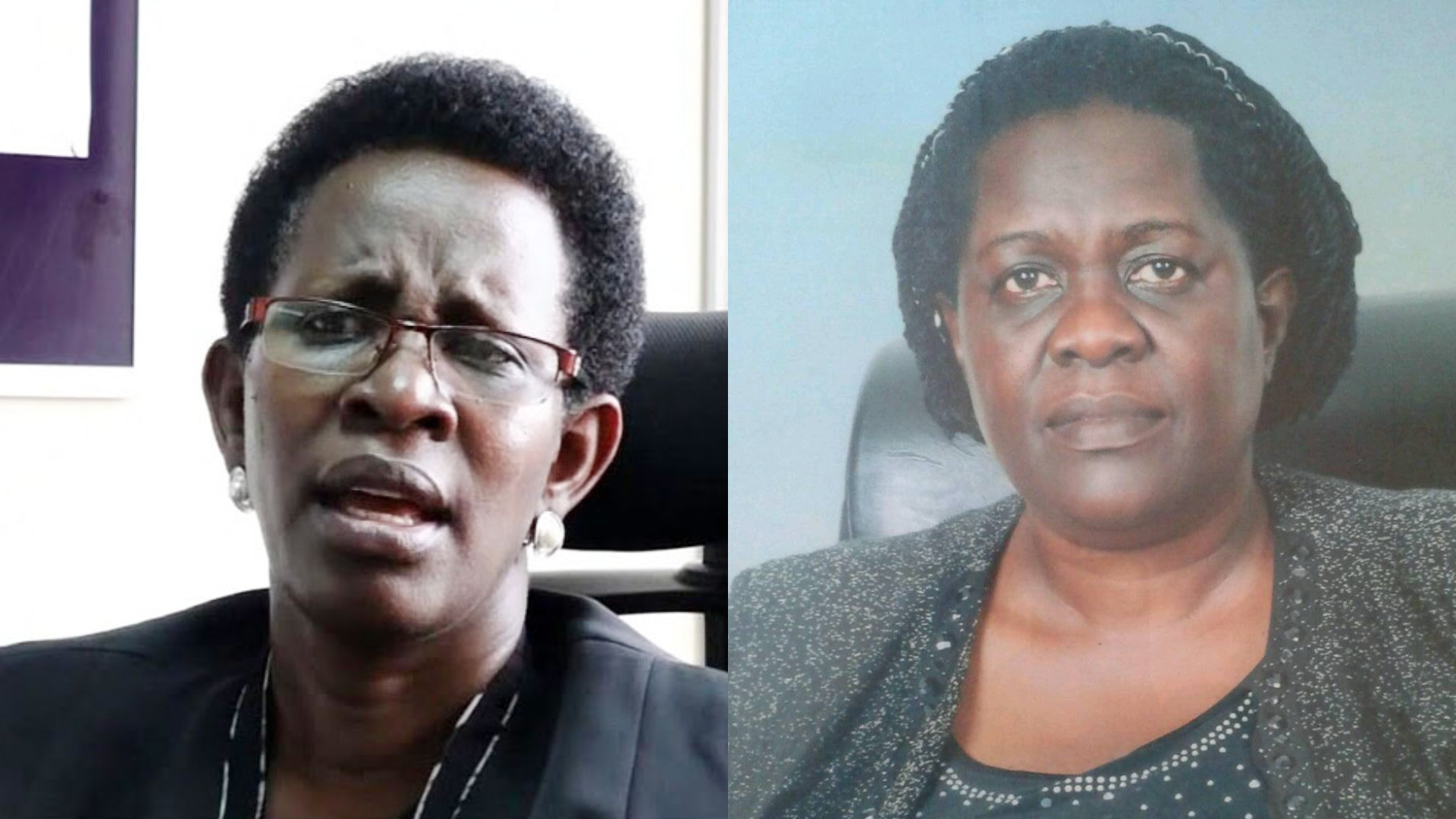Acting Registrar, Uganda Nurses and Midwives Council, Rebecca Nassima   has dragged Ministry of Health PS, Dr Atwine to court for allegedly interdicting her (FILE PHOTO)
