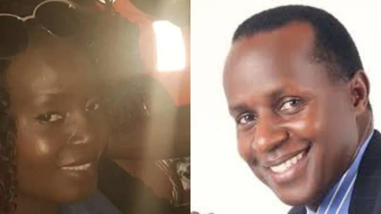 Prince Wasajja and Artiste, Irene Namubiru cheat death in the Lake Victoria Boat Cruise accident Saturday, November 24 (PML Daily PHOTO MONTAGE)