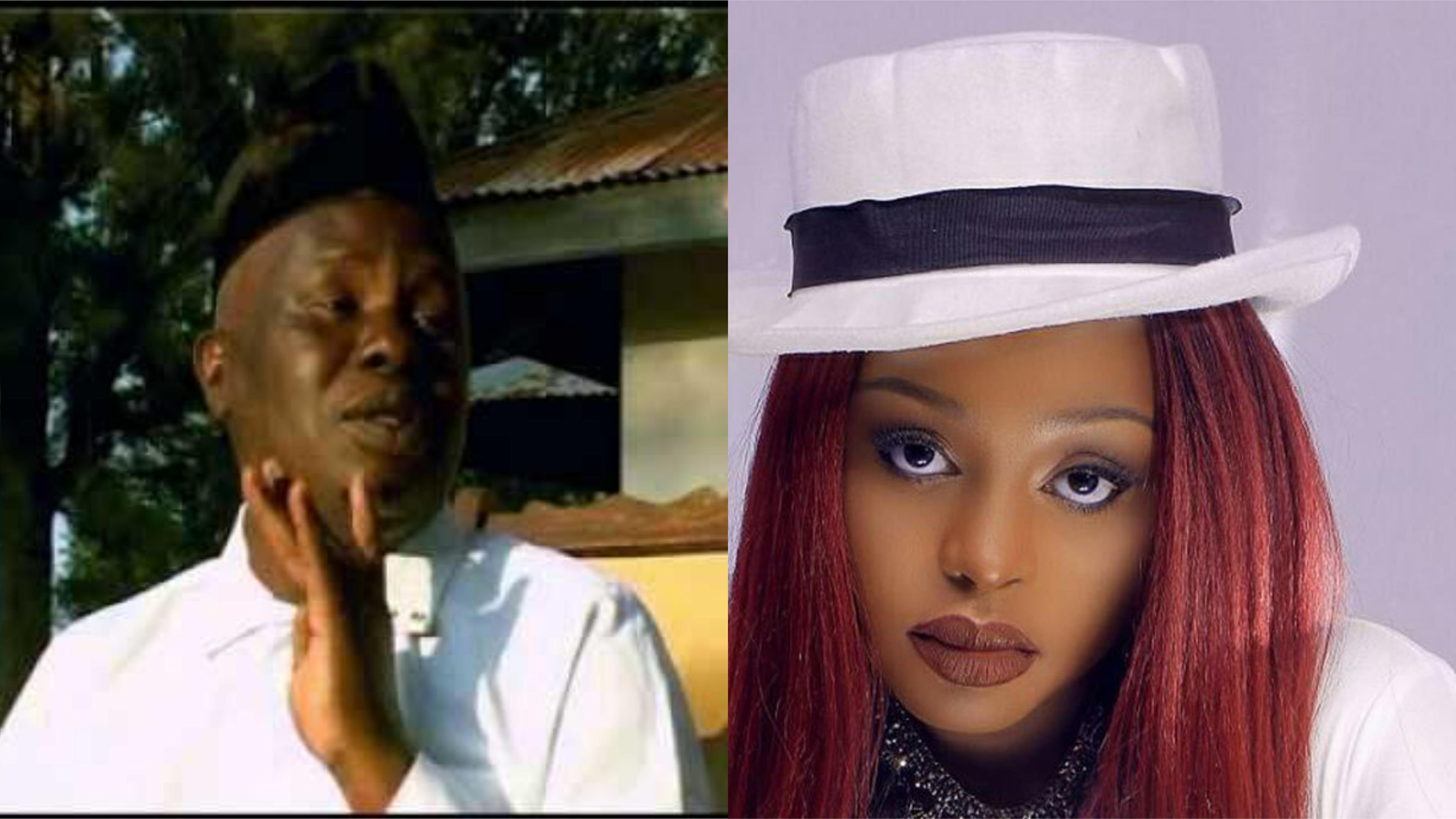 Ugandan Actor Ashraf Ssemwogerere has written to singer Rema Namakula educating her on how to handle family. (FILE PHOTO)